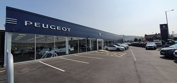 Just Peugeot (Keighley)